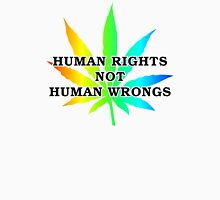 Legalize Marijuana Womens Fitted T-Shirt