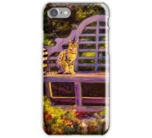 Catching the Rays iPhone Case/Skin
