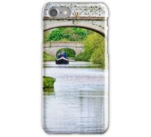 Longboat Through the Arches iPhone Case/Skin