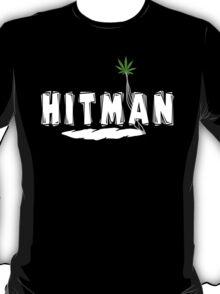 """Marijuana """"Hitman"""" T-Shirt"""