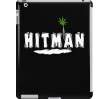 "Marijuana ""Hitman"" iPad Case/Skin"