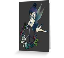 Tinky (tinkerbell fairy) Greeting Card