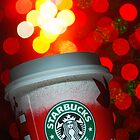 Velvet lights behind the Red Cup by Matt Genota