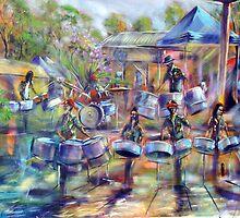Pantastic Steel Band by tola
