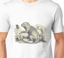 Iguana Vintage illustration Unisex T-Shirt