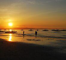 Sun of a Beach by Matteo Genota