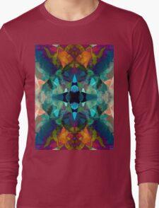 Inkblot Imagination Long Sleeve T-Shirt