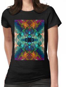 Inkblot Imagination Womens Fitted T-Shirt