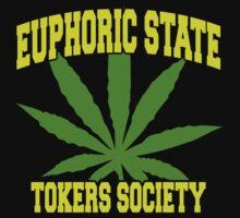Marijuana Toker by MarijuanaTshirt