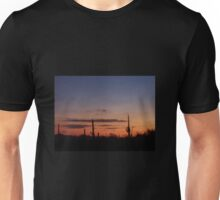 Tucson Sunset Unisex T-Shirt