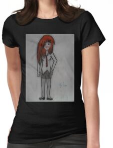 Lily Evans/Potter Womens Fitted T-Shirt