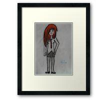 Lily Evans/Potter Framed Print