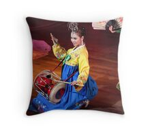 The Alcazar show # 1 Throw Pillow