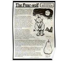 The Pear Wolf Poster