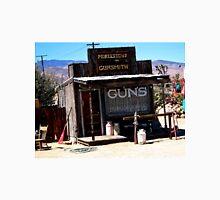 GUNS, GUNSMITH PIONEER TOWN, CALIFORNIA T-Shirt