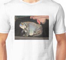 Psychoactive toad Unisex T-Shirt