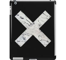 White Marble - X iPad Case/Skin