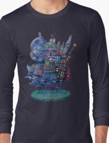 Fandom Moving Castle Long Sleeve T-Shirt
