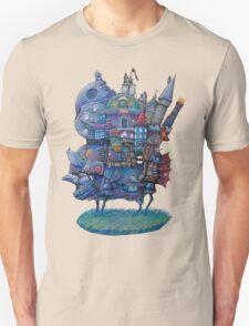 Fandom Moving Castle Unisex T-Shirt