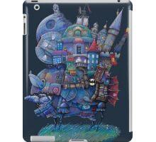 Fandom Moving Castle iPad Case/Skin