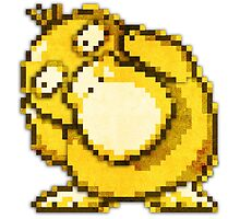 psyduck old sprite by cavia