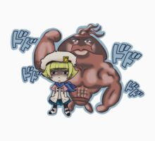 Macktaro & Funghi Platinum - Bizarre Detective Kids Clothes