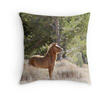 Where are you Mom? Throw Pillow