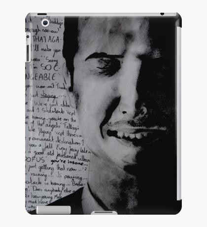 Moriarty iPad Case/Skin
