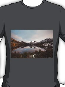 A Winters Day at Cradle Mountain T-Shirt