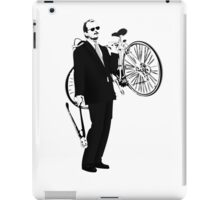 Bike Thief iPad Case/Skin