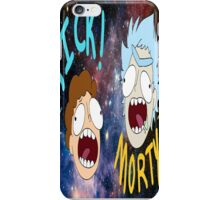 Rick and Morty (Ver. B) iPhone Case/Skin