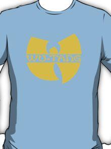 MUSIC - Wu-Tang Clan Logo  T-Shirt