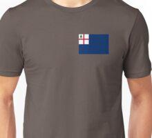 Flag of Bunker Hill - Breastplate Alternate Unisex T-Shirt