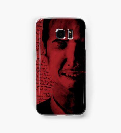 Moriarty Samsung Galaxy Case/Skin