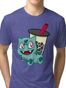 Bobasaur Tri-blend T-Shirt