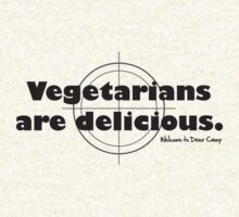 Vegetarians are Delicious by DeerCamp