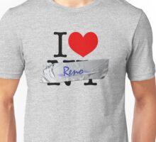 I ♥ N̶Y̶ [Reno] Unisex T-Shirt