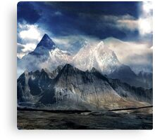 This Fantasy Above All. Canvas Print