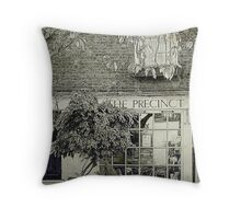 The Precinct Pantry Throw Pillow
