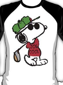 Joe Cool Loves Golf T-Shirt