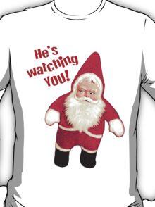 Funny Vintage Christmas Santa T-Shirt