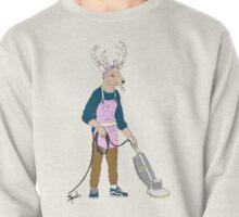 I'm Doing The Housework, Deer. Pullover
