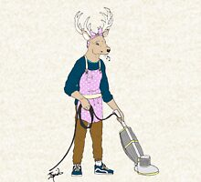 I'm Doing The Housework, Deer. Pullover