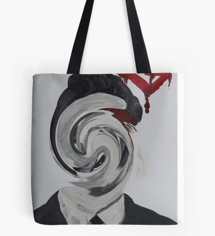Faceless Moriarty Tote Bag