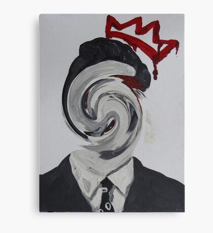 Faceless Moriarty Canvas Print