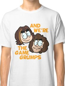 hey I'm grump, I'm not so grump Classic T-Shirt