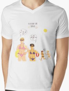 First summertime at the Survey Corps T-Shirt