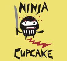 Ninja Cupcake - 2 Kids Clothes