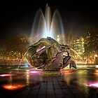 Fountains of Light by GIStudio