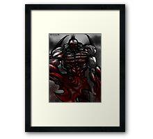 BLACKRIVER Framed Print